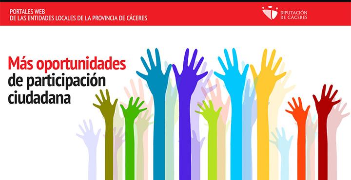 Web de Provincia de Cáceres