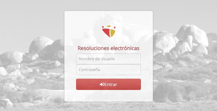 Web aplicación Resuelve